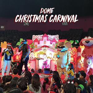 Dome Christmas Carnival