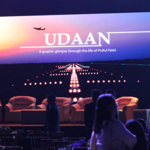 Udaan - Praful Patel Book Launch