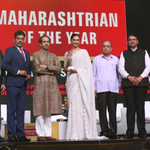 Lokmat Maharashtrian Of The Year Awards 2019